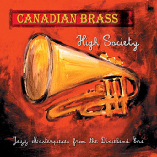 Canadian Brass: High Society ALAC CD Quality (Lossless) Digital Download