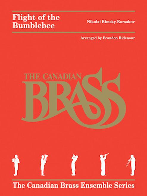 Flight of the Bumblee Brass Quintet BLACKBINDER FORMAT