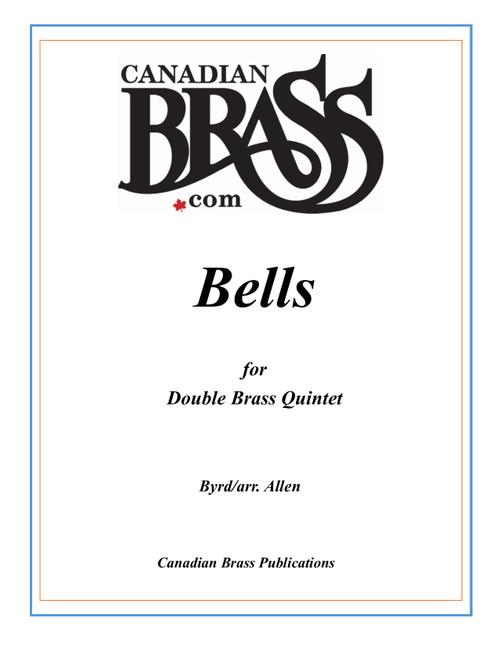 Bells for Double Brass Quintet (Byrd/arr. Allen) PDF Download