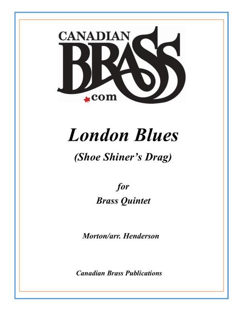 London Blues for Brass Quintet (Morton/arr. Henderson) PDF Download