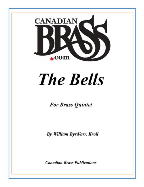 The Bells for Brass Quintet (William Byrd/arr. Mark Kroll) PDF Download