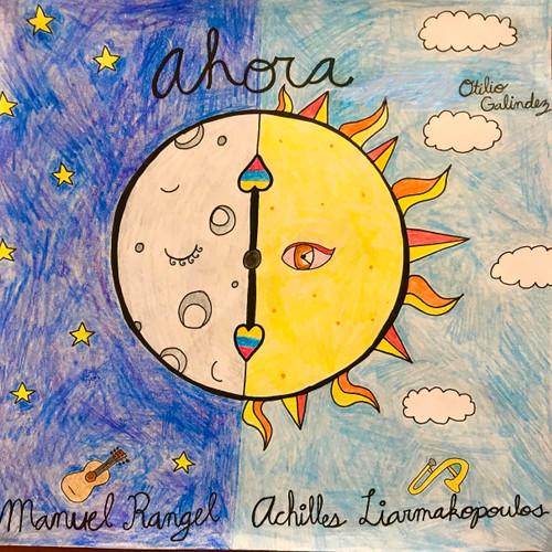 """Ahora"" single track from Achilles Liarmakopoulos (trombone) and Manuel Rangel (guitar) Digital Download in WAV format"