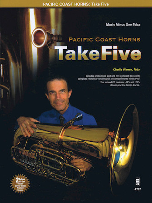 Pacific Coast Horns, Vol. 1 -Take Five for Tuba (Music Minus One)