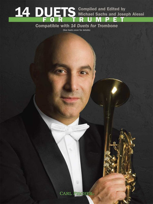 14 Duets for Trumpet Compiled and Edited by Michael Sachs and Joseph Alessi