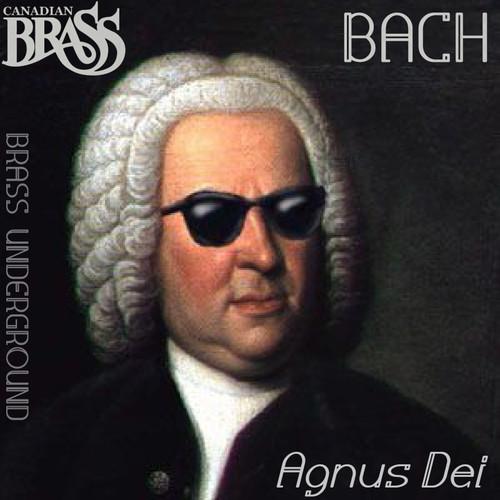 BRASS UNDERGROUND RECORDING - Agnus Dei from Mass in B minor for Brass Trio WAV File Digital Download