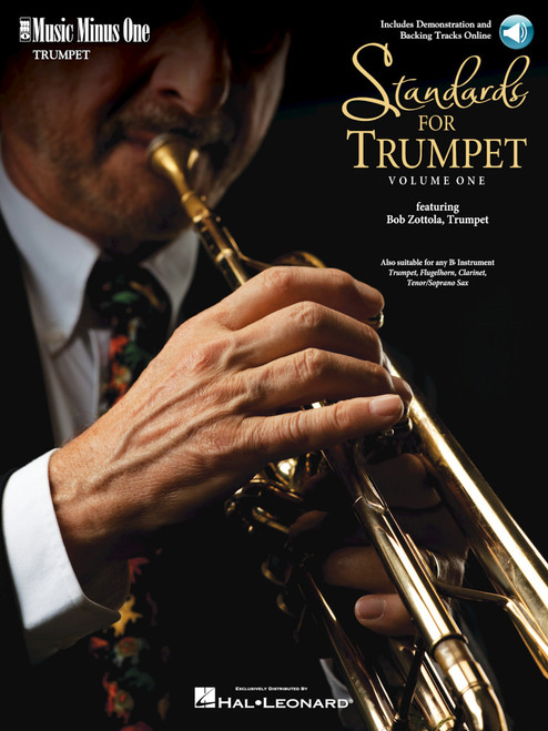 Standards for Trumpet - Vol. 1 (Music Minus One)