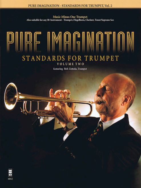 Pure Imagination - Standards for Trumpet Vol. 2 (Music Minus One)