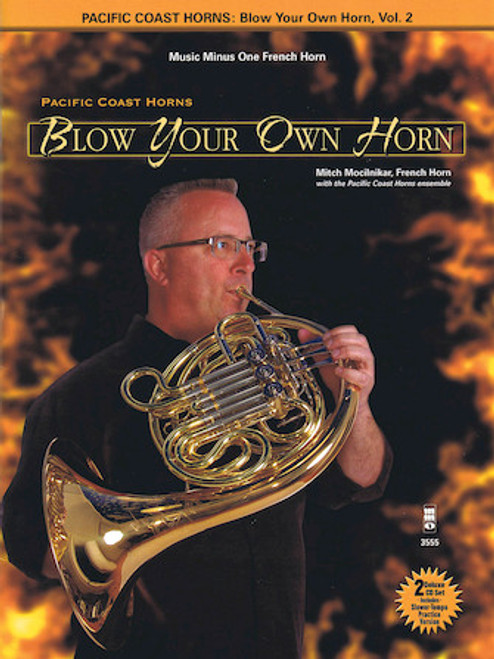 Pacific Coast Horns - Blow Your Own Horn, Vol. 2 (Music Minus One)