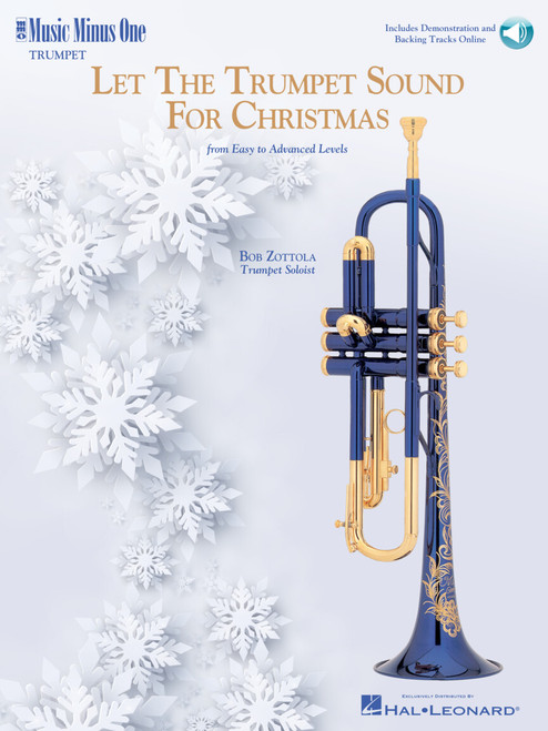 Let the Trumpet Sound for Christmas - Music Minus One for Trumpet