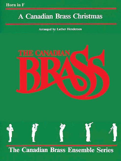 A Canadian Brass Christmas for Brass Quintet - Horn Book PDF Download