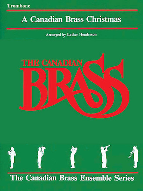 A Canadian Brass Christmas for Brass Quintet - Trombone Book PDF Download