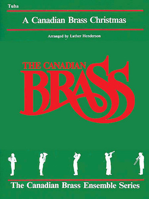 A Canadian Brass Christmas for Brass Quintet - Tuba Book PDF Download