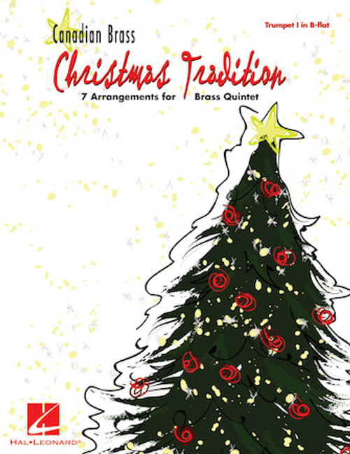 Christmas Tradition for Brass Quintet - BRASS PARTS PDF DOWNLOAD