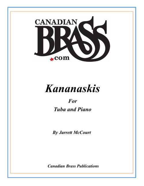 Kananaskis for Tuba and Piano (Jarrett McCourt) PDF Download