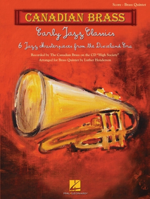 Early Jazz Classics Brass Quintet Series Complete Set (PDF Download)