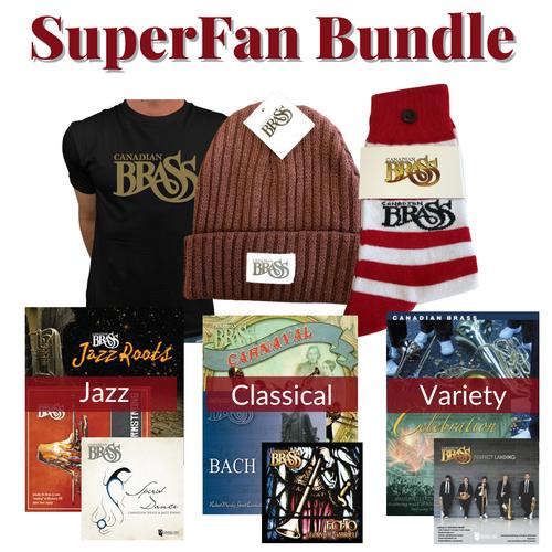 Super Fan Bundle