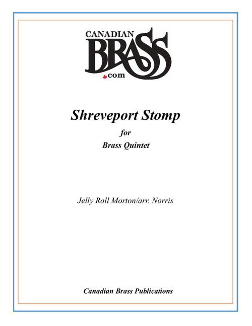 Shreveport Stomp Brass Quintet (Morton/arr. Norris)