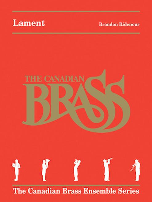 Lament for Brass Quintet (Ridenour) PDF Download