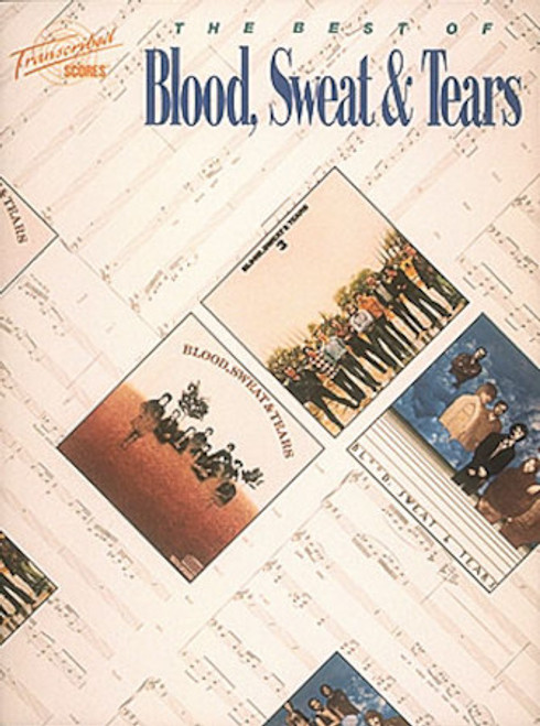 The Best of Blood Sweat and Tears (Transcribed Score)