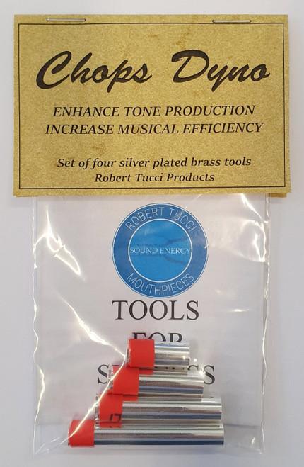 Robert Tucci - Chops Dyno Tuba Mouthpiece Tonal Enhancement System