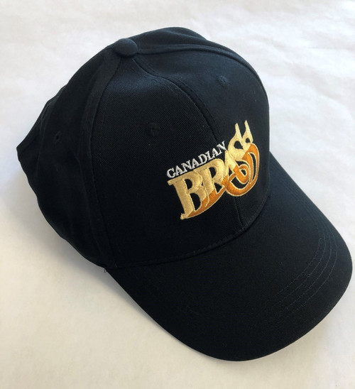 Canadian Brass Cap with embroidered logo