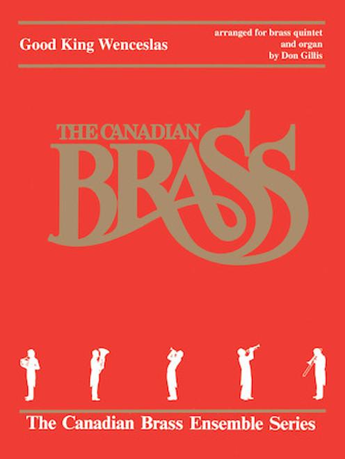 Good King Wenceslas Brass Quintet and Organ (Trad./arr. Gillis) PDF Download