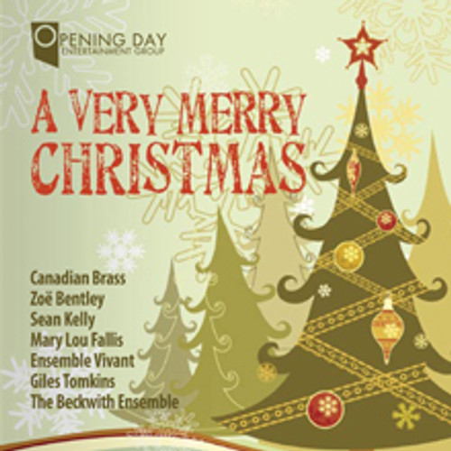 A VERY MERRY CHRISTMAS CD
