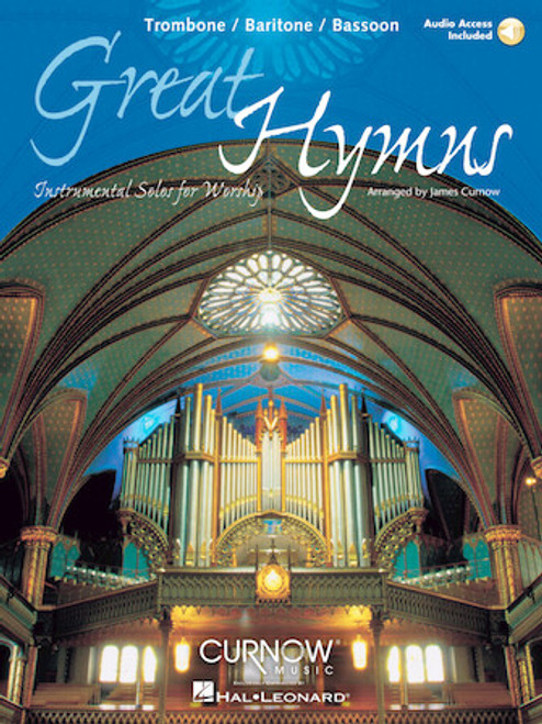 Great Hymns Trombone/Bassoon 3-4 with Online Audio Access