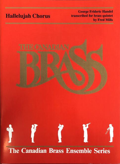 Hallelujah Chorus brass quintet (Handel/ arr. Mills)