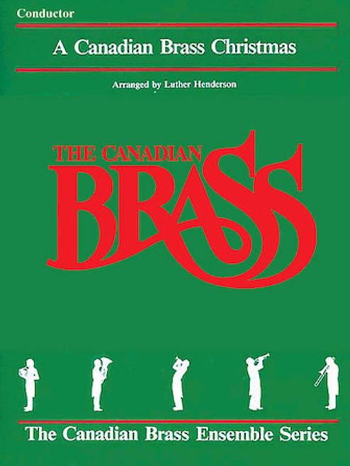 A Canadian Brass Christmas-Brass Quintet Music Collection