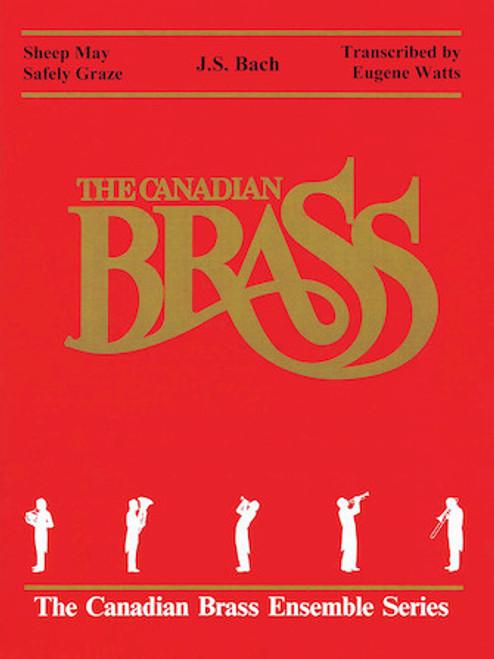 Sheep May Safely Graze Brass Quintet (Bach/ arr. Watts)