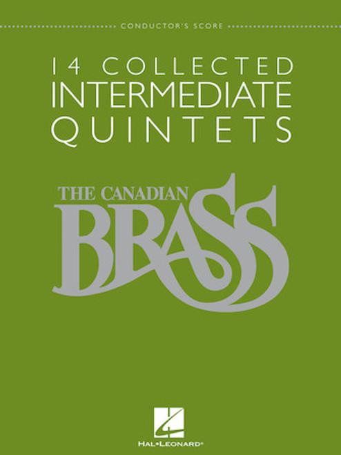 14 Collected Intermediate Brass Quintet Series