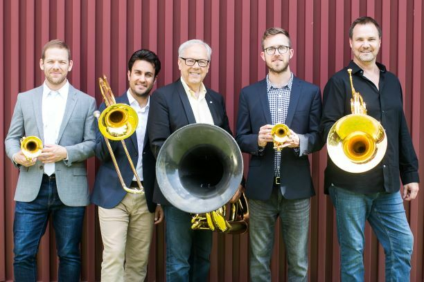 Canadian Brass Plays Charpentier