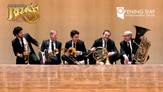 Canadian Brass welcomes back hornist Jeff Nelsen
