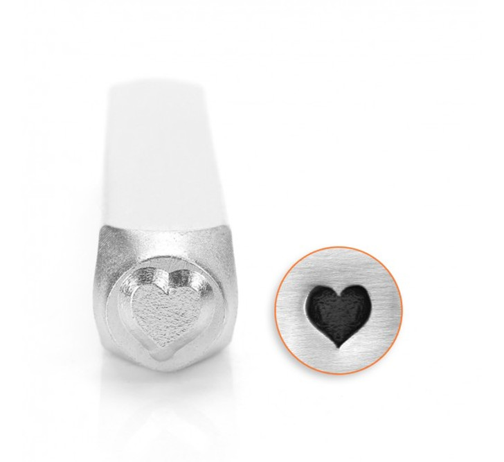 IMPRESSART - Hearts Metal Stamp - 6mm