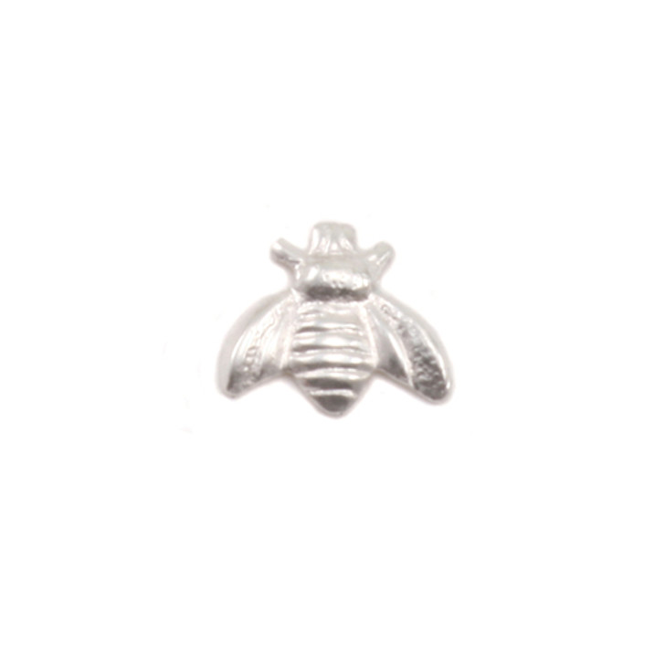 Sterling Silver Solderable Accent  - Bumble Bee 24g