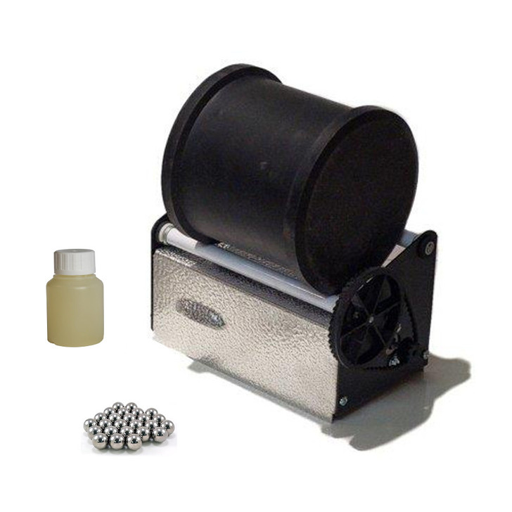Jewellery Polishing Tumbler Professional Barrelling Kit - 3lb