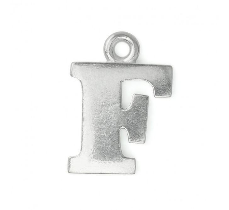 IMPRESSART -  Pewter Stamping Blank Letter F