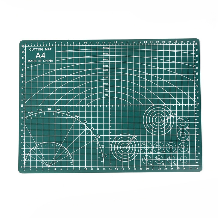 PVC Cutting Mat Pad - 30x22x0.2cm
