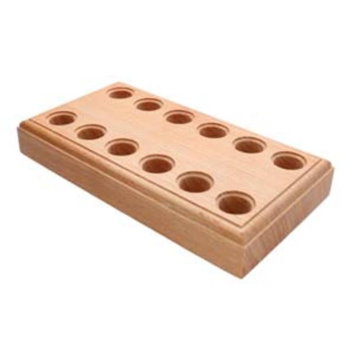 Pliers Storage Holder Wood BLOCK