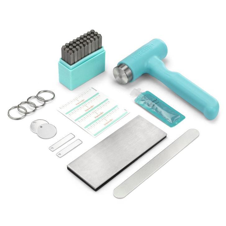 Homeroom Metal Stamping Kit Basic 3mm