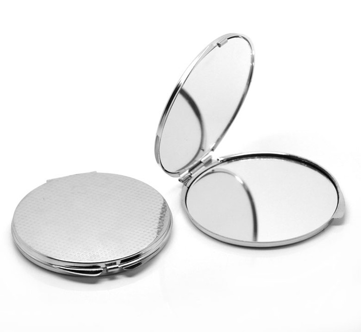 1pc Makeup Compact Mirror Large