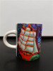 2.7 oz mug fr. Stamatis Skliris - Space time
