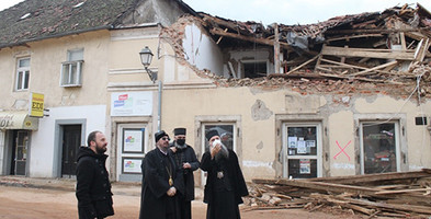 Appeal to Help Victims & Parishes of the Earthquake in Croatia