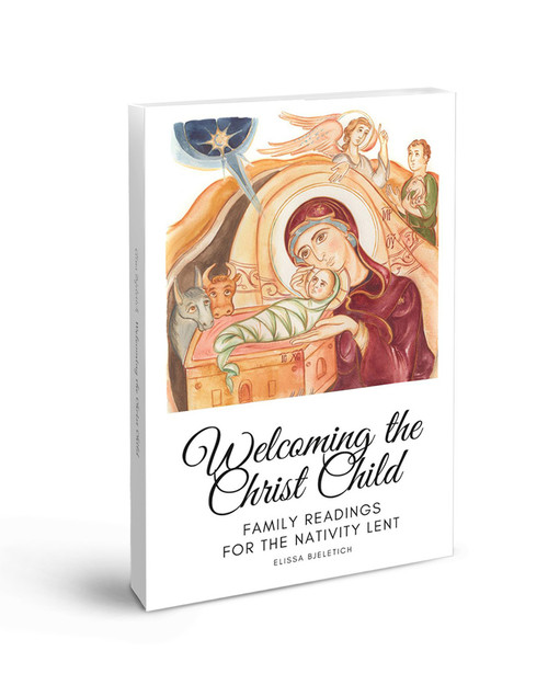 Welcoming the Christ Child-Book Only