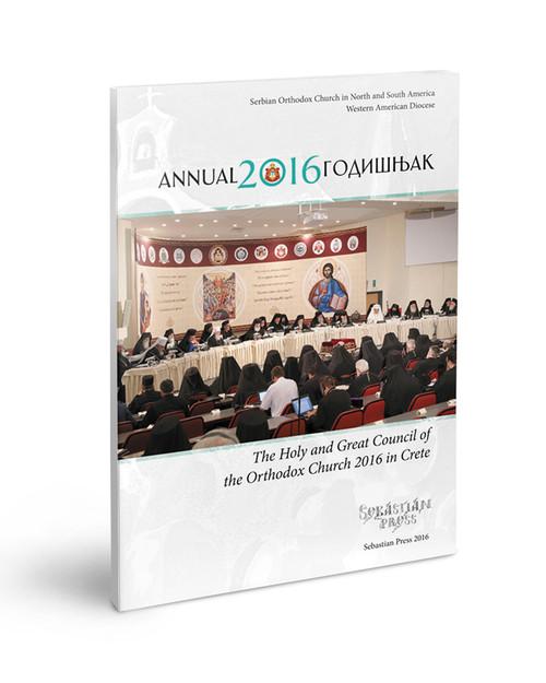 Diocesan Annual 2016