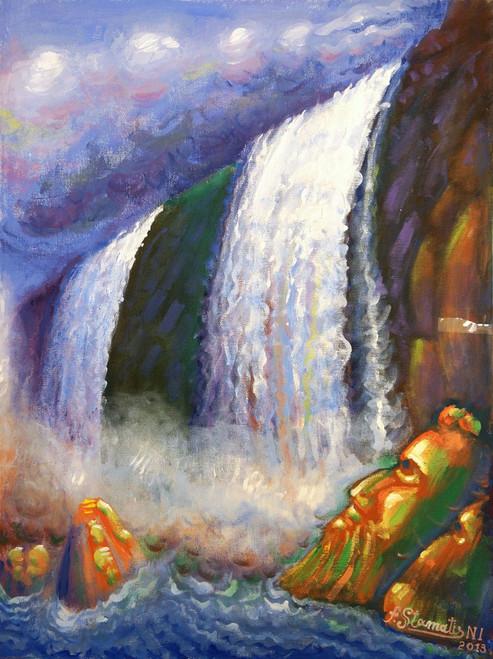 Niagara Falls #2 Original