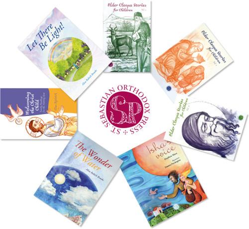 Little Sebastian Book Collection