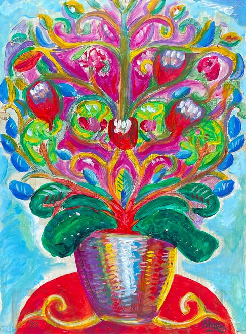 Flower of Genealogy