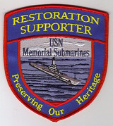 Memorial Boat Restoration patch